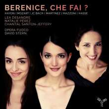 Berenice, Che Fai, CD