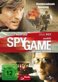 Spy Game, DVD