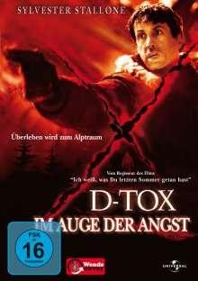 D-Tox: Im Auge der Angst, DVD