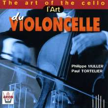 L'Art du Violoncelle, CD