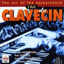 L'Art du Clavecin, CD