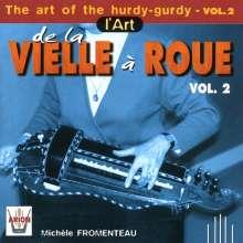 The Art of Hurdy-Gurdy Vol.2, CD