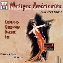 Amerikanische Musik für 2 Klaviere, CD
