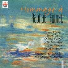 Raphael Fumet (1898-1979): La Nuit für Streicher, CD