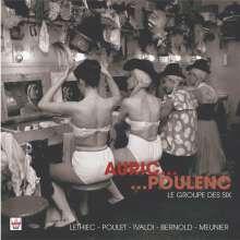 Auric...Poulenc - Le Groupe Des Six, CD
