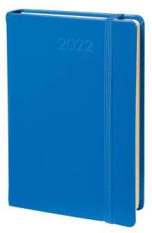 DAILY POCKET VZ Habana blau 2021, Buch