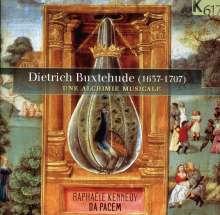"""Dieterich Buxtehude (1637-1707): Geistliche Werke """"Un Alchimie musicale"""", CD"""