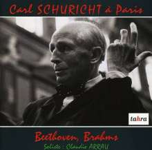 Carl Schuricht a Paris, 2 CDs