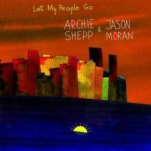 Archie Shepp (geb. 1937): Let My People Go, LP