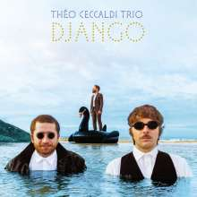 Theo Ceccaldi (geb. 1986): Django, CD
