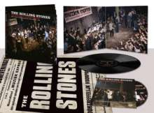 """The Rolling Stones: The Abandoned Kurhaus Concert: Den Haag Netherlands 8th August 1964 (Limited Numbered Edition), 2 Single 10""""s"""