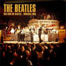 "The Beatles: Das sind die Beatles ... München 1966 (Limited Handnumbered Edition), 1 Single 10"" und 1 DVD"