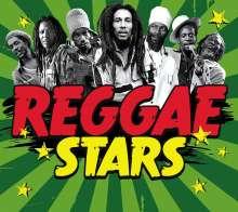 Reggae Stars, 5 CDs