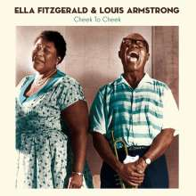 Louis Armstrong & Ella Fitzgerald: Cheek To Cheek (remastered) (180g), LP