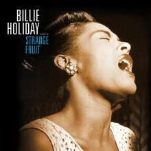 Billie Holiday (1915-1959): Strange Fruit (remastered) (180g), LP