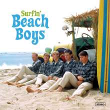 The Beach Boys: Surfin' (remastered) (180g) (mono), LP
