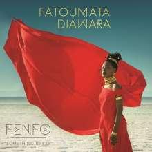 Fatoumata Diawara: Fenfo, CD