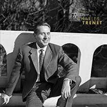 Charles Trenet (1913-2001): La Collection Harcourt (Limited-Edition) (White Vinyl), LP