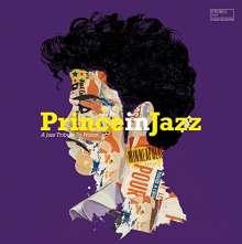 Prince In Jazz, CD