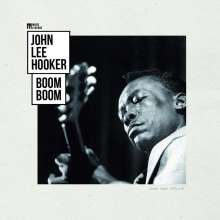 John Lee Hooker: Boom Boom - Music Legends (remastered) (180g), LP