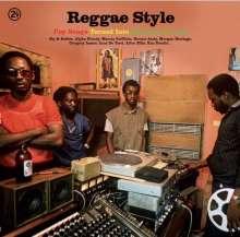 Reggae Style, 4 CDs