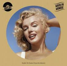Marilyn Monroe: VinylArt,The Premium Picture Disc Collection, LP