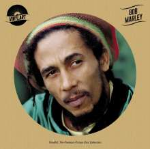 Bob Marley (1945-1981): VinylArt, The Premium Picture Disc Collection, LP
