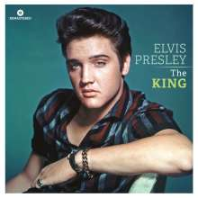 Elvis Presley (1935-1977): The King (Exclusive Box Set) (remastered) (Limited Edition), 5 LPs