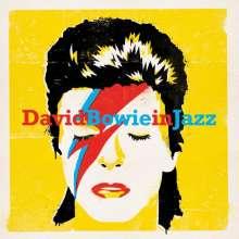 David Bowie in Jazz - A Jazz Tribute To David Bowie, LP