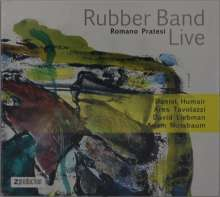 Romano Pratesi: Rubber Band Live, CD