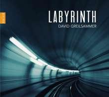 David Greilsammer - Labyrinth, CD