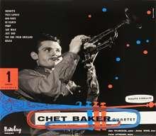 Chet Baker (1929-1988): Chet Baker Quartet (remastered) (180g) (Limited Edition) (mono), LP