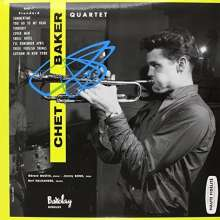 Chet Baker (1929-1988): Chet Baker Quartet (remastered) (180g) (Limited-Edition) (mono), LP