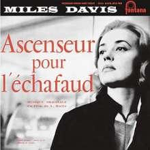 """Miles Davis (1926-1991): Filmmusik: Ascenseur Pour L'échafaud (Limited Edition), Single 10"""""""