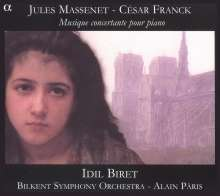 Jules Massenet (1842-1912): Klavierkonzert in Es, CD