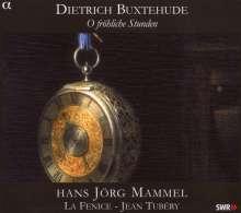 Dieterich Buxtehude (1637-1707): Geistliche Werke, CD