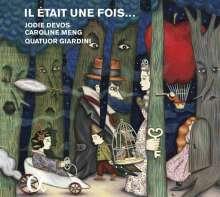 Il Etait une Fois... (Eine Oper, frei nach Märchenopernmotiven der Romantik), CD