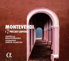 Claudio Monteverdi (1567-1643): I 7 Peccati Capitali (Die 7 Todsünden), CD
