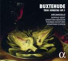 Dieterich Buxtehude (1637-1707): Triosonaten op.1 Nr.1-7, CD