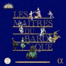 Les Maitres du Baroque, 18 CDs
