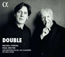 Michel Portal & Paul Meyer - Double, CD