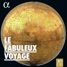 Le Fabuleux Voyage, 10 CDs