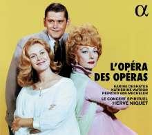 L'Opera des Operas, CD