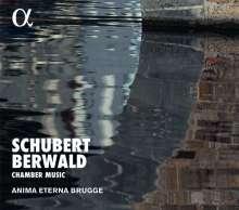Franz Berwald (1796-1868): Septett B-Dur (1828), CD