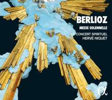 Hector Berlioz (1803-1869): Messe solennelle, CD