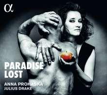 Anna Prohaska - Paradise lost, CD