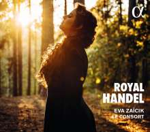 Eva Zaicik - Royal Handel, CD