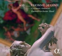 Joseph Haydn (1732-1809): Haydn-Symphonien-Edition 2032 Vol.5 - L'Homme de Genie, CD