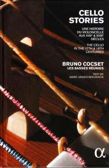 Cello Stories (CDs & Buch), 5 CDs