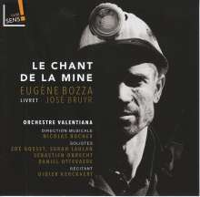 Eugene Bozza (1905-1991): Le Chant De La Mine (Oratorium), CD